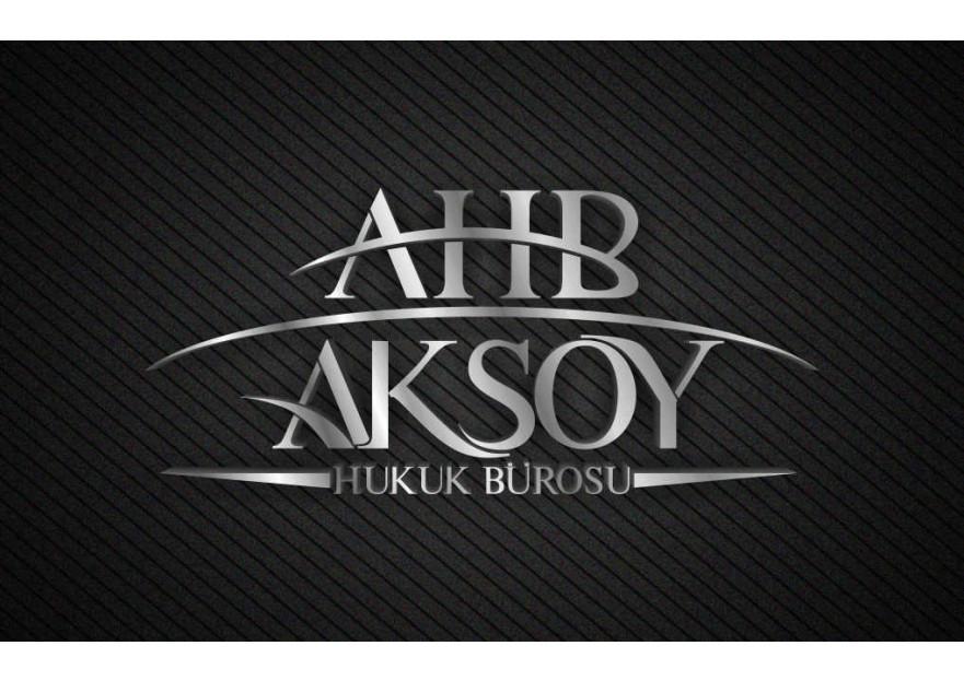 AKSOY HUKUK BÜROSU LOGOSUNU ARIYOR yarışmasına tasarımcı GBN tarafından sunulan  tasarım