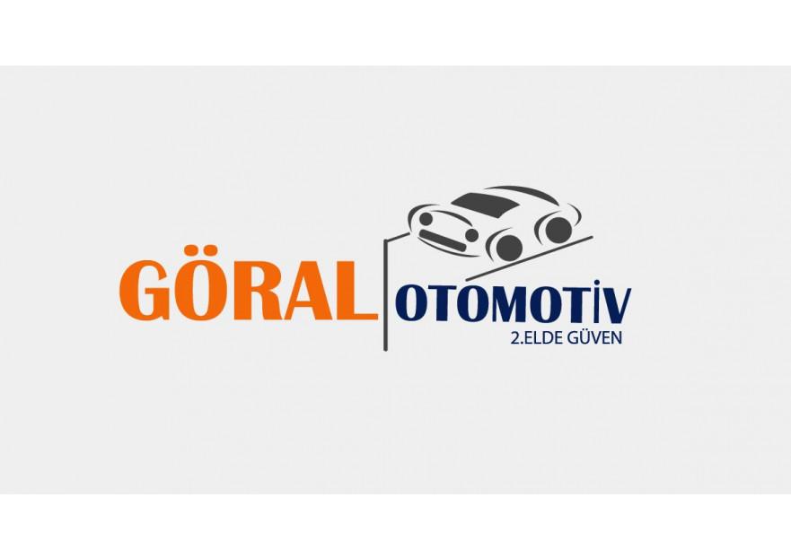 Göral 2.el Otomotiv yarışmasına tasarımcı logo_dizayn tarafından sunulan  tasarım