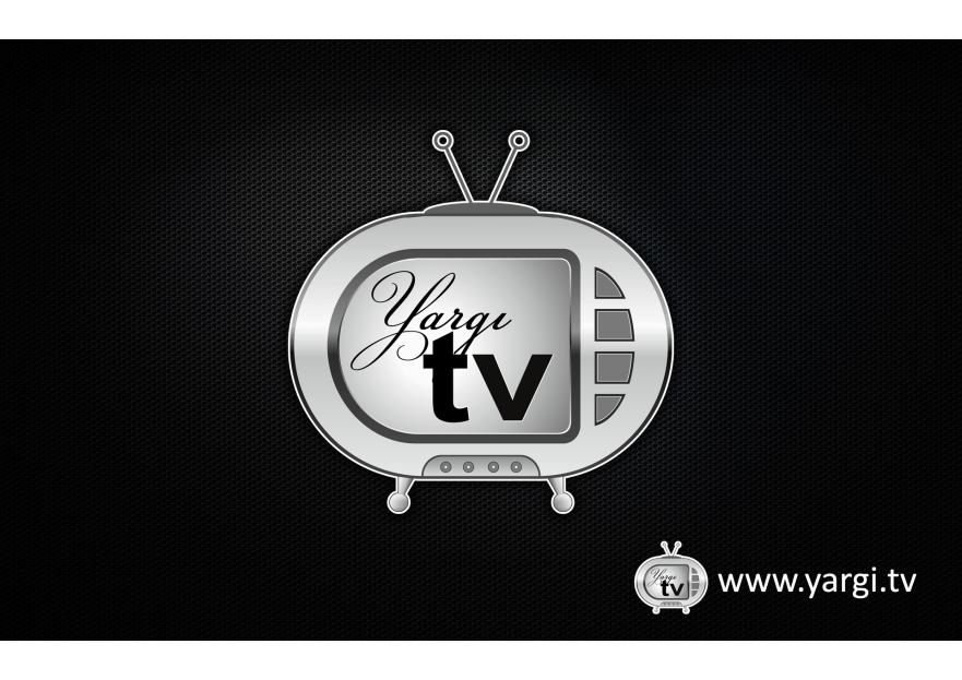 YARGI TV Uzaktan Eğitim Sitemize Logo yarışmasına tasarımcı BUCK tarafından sunulan  tasarım