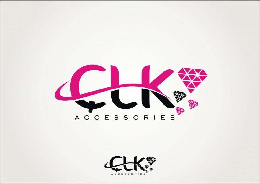 Bijuteri ve Aksesuar firması logo&amblem yarışmasına tasarımcı RΛPİDO™ tarafından sunulan  tasarım