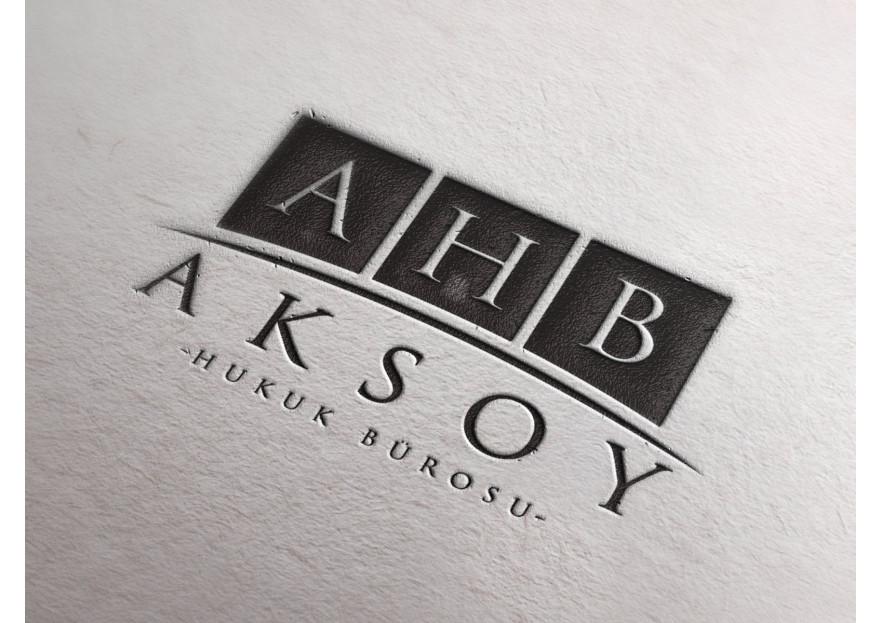 AKSOY HUKUK BÜROSU LOGOSUNU ARIYOR yarışmasına tasarımcı Ayes Tasarım tarafından sunulan  tasarım