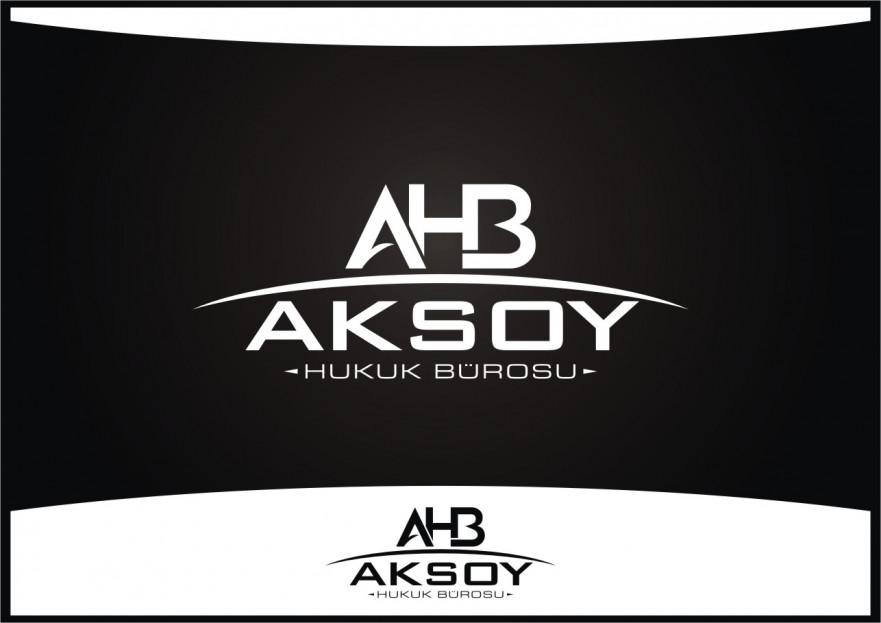 AKSOY HUKUK BÜROSU LOGOSUNU ARIYOR yarışmasına tasarımcı RΛPİDO™ tarafından sunulan  tasarım