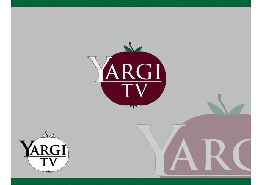 YARGI TV Uzaktan Eğitim Sitemize Logo yarışmasına tasarımcı EmiqaQanpir tarafından sunulan  tasarım