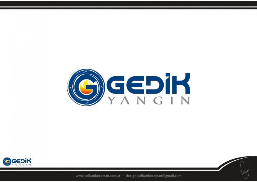 Yeni kurulan şirketimiz içini firma logo yarışmasına tasarımcı volkanKocaman tarafından sunulan  tasarım