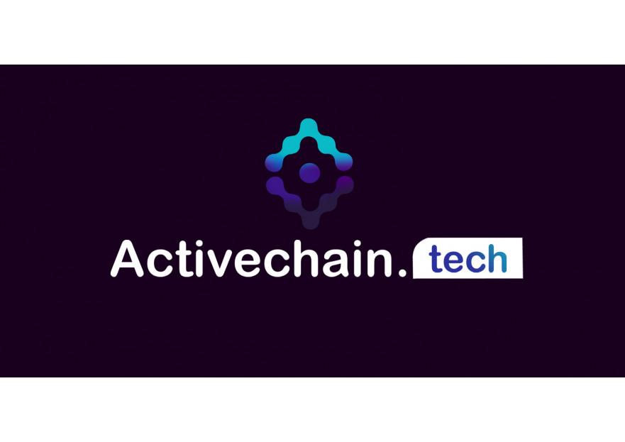 ActiveChain.tech Logo Yarismasi yarışmasına tasarımcı oguzkann2 tarafından sunulan  tasarım