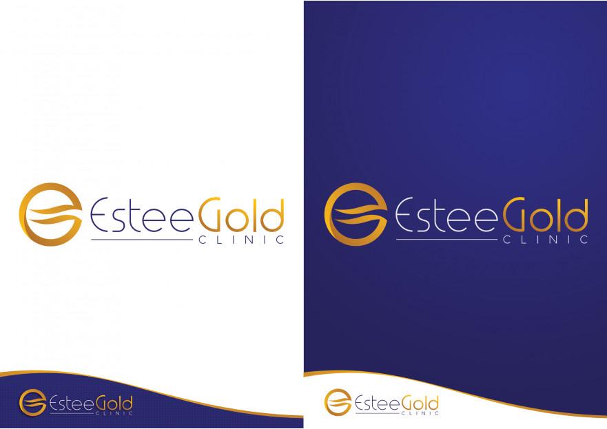 Estetik clinic merkezimize logo yarışmasına tasarımcı Hello tarafından sunulan  tasarım