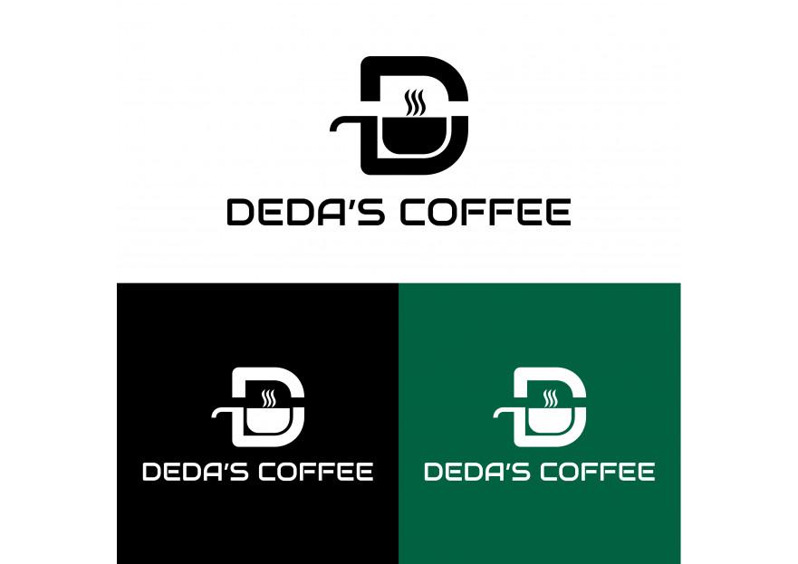 Kurumsal Olabilcek bir Coffee Marka LOGO yarışmasına tasarımcı Logo Luga tarafından sunulan  tasarım
