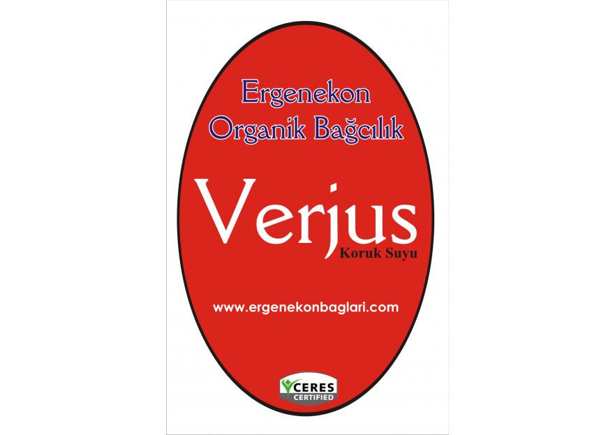 Verjus yarışmasına tasarımcı modulreklam tarafından sunulan  tasarım