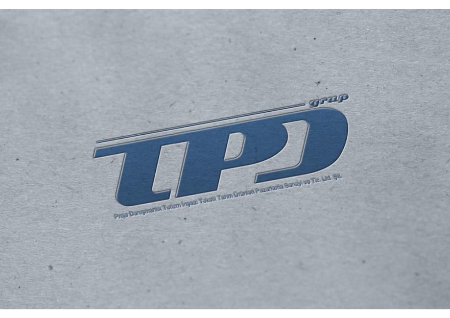 TPD LOGO YARIŞMASI yarışmasına ozkurt tarafından girilen tasarım