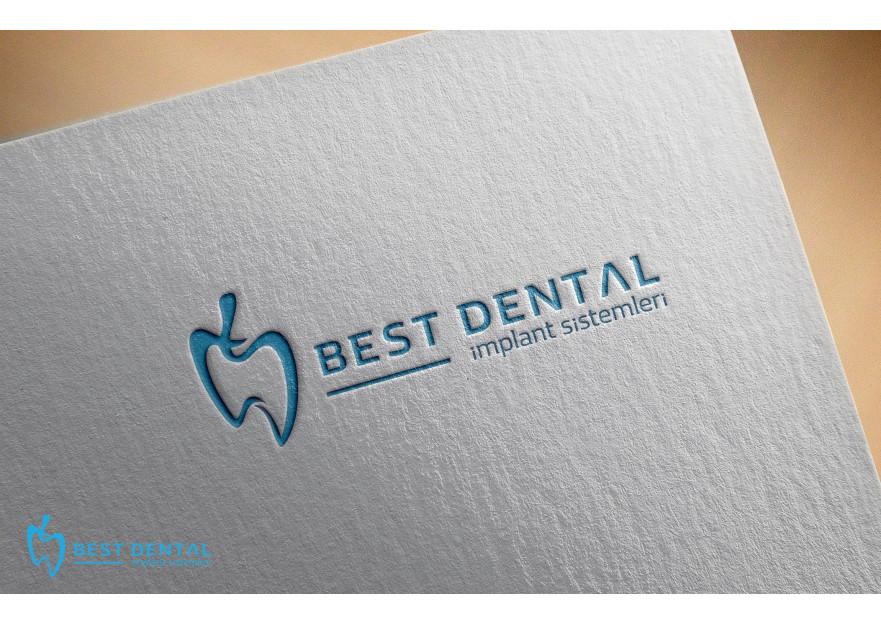 Best Dental Yeni logosunu arıyor yarışmasına tasarımcı kaanocsenler tarafından sunulan  tasarım