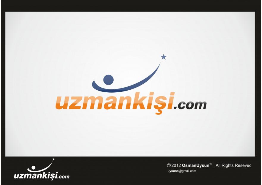 Uzman arama portalı için logo çalışması yarışmasına tasarımcı Ou Creative  tarafından sunulan  tasarım