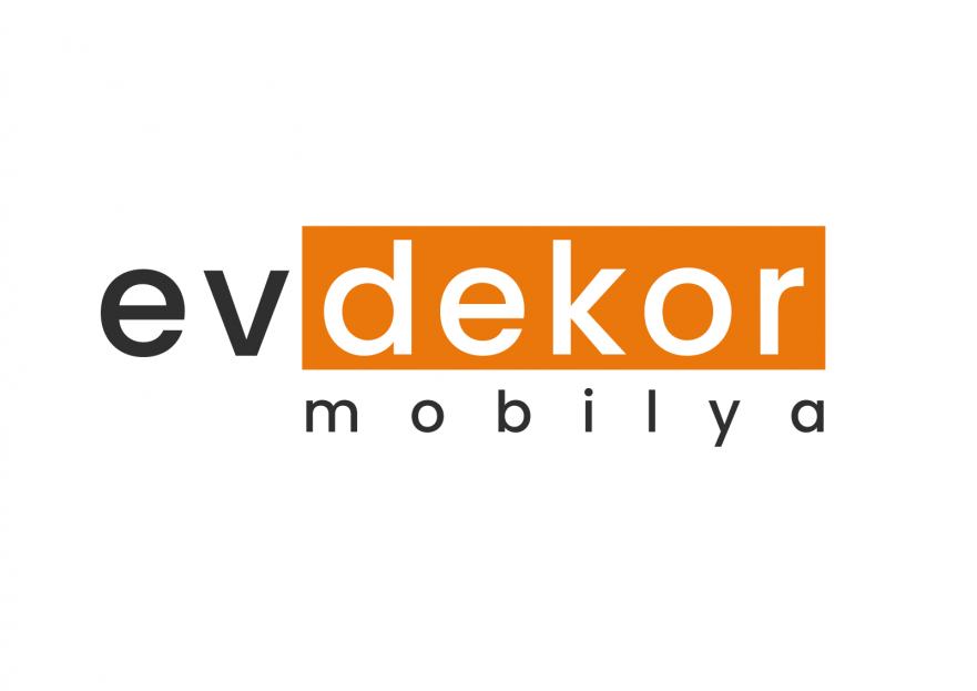 EV DEKOR MOBİLYA FİRMAMIZA YENİ LOGO  yarışmasına tasarımcı Meltem Kocaman tarafından sunulan  tasarım
