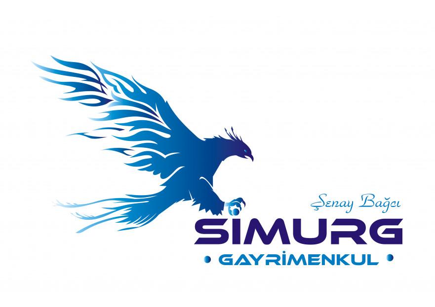 Simurg gayrimenkul yatırım danışmanlık  yarışmasına X192 tarafından girilen tasarım