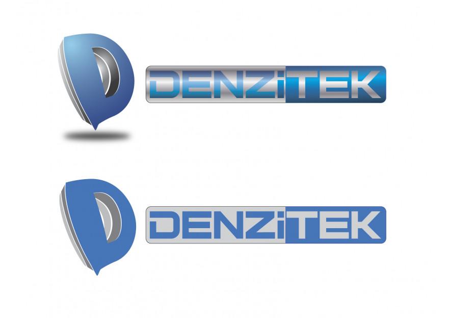 Denzitek Teknoloji A.Ş. Logo Tasarımı yarışmasına 3dfatih tarafından girilen tasarım
