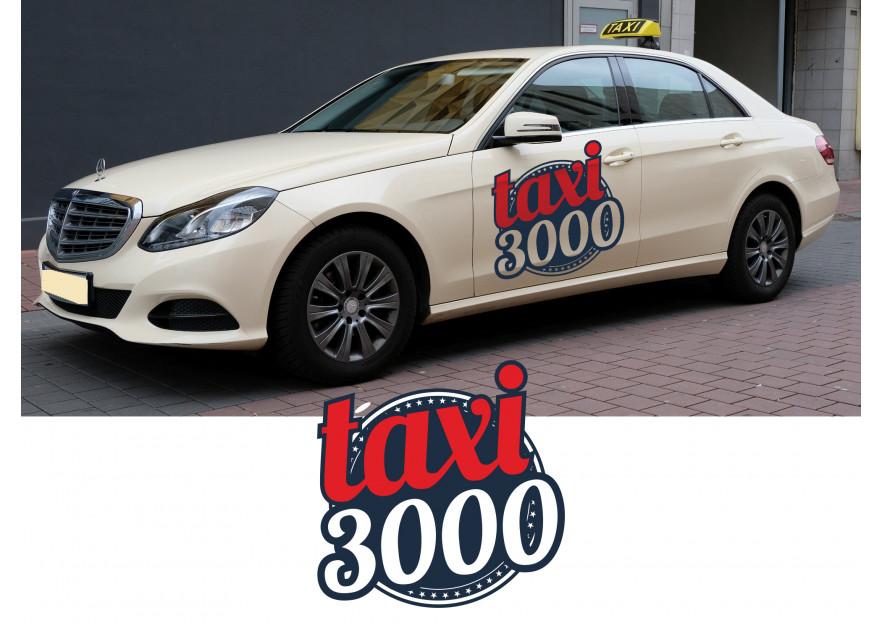 TAXI 3000      LOGO TASARIMI yarışmasına Taboo tarafından girilen tasarım