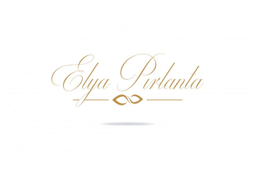 ELYA Pırlanta firması Logo tasarımı yarışmasına tasarımcı omerardicli tarafından sunulan  tasarım