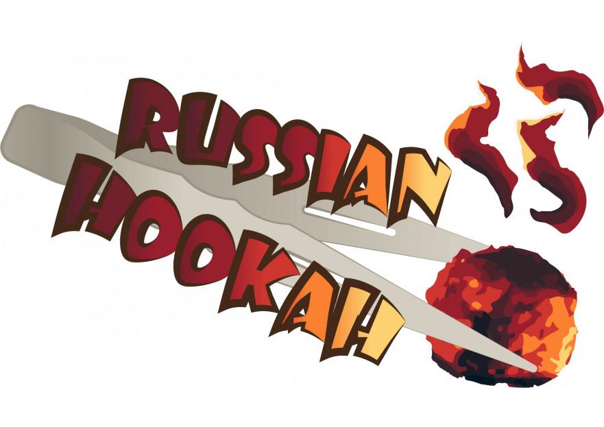 RUSSIAN HOOKAH LOGO  yarışmasına tasarımcı MediciDesign tarafından sunulan  tasarım