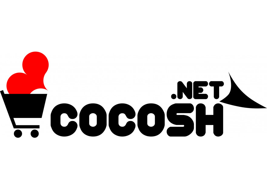 COCOSH.NET LOGO TASARIMI yarışmasına tasarımcı onurarslan tarafından sunulan  tasarım