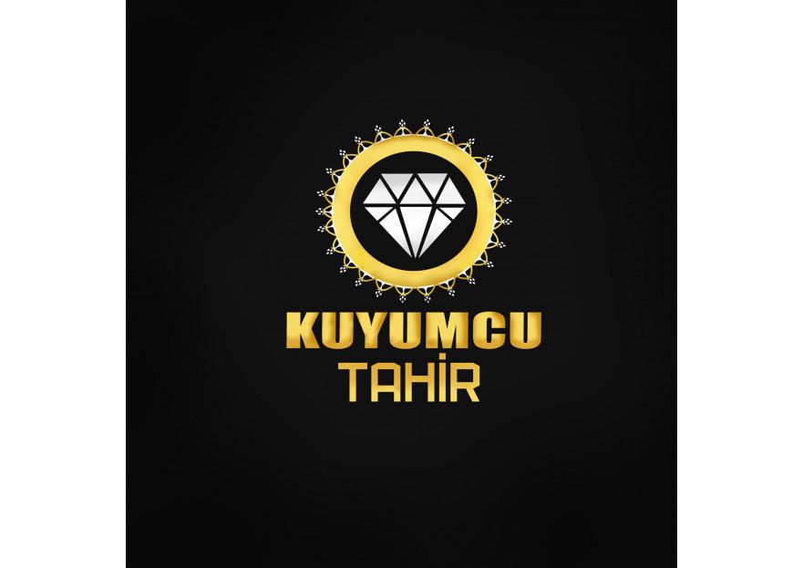 Kuyumcu Tahir -Farklı dikkat çeken logo  yarışmasına tasarımcı comlektegrafik tarafından sunulan  tasarım