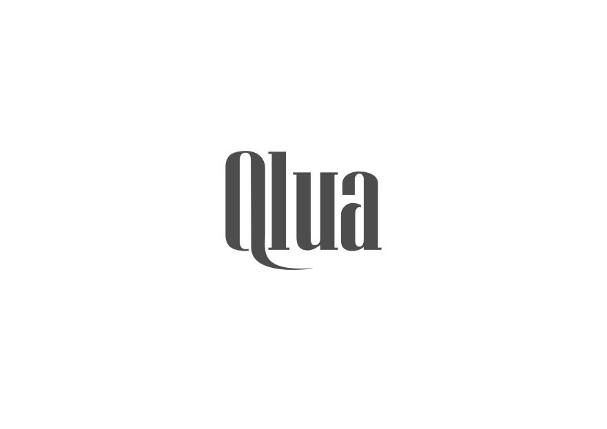 Qlua markamıza LOGO çalışması yarışmasına tasarımcı ᵈᵉᶻᶻᶤᶰᵍᵃʳᵗ tarafından sunulan  tasarım