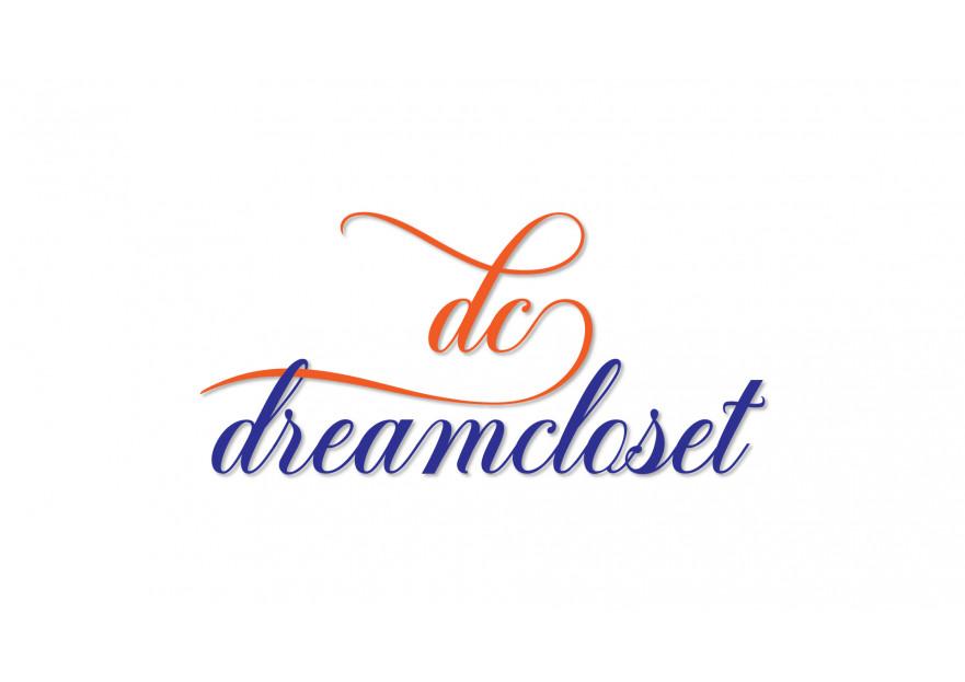 DreamCloset.net Logo yarışmasına tasarımcı HKK tarafından sunulan  tasarım