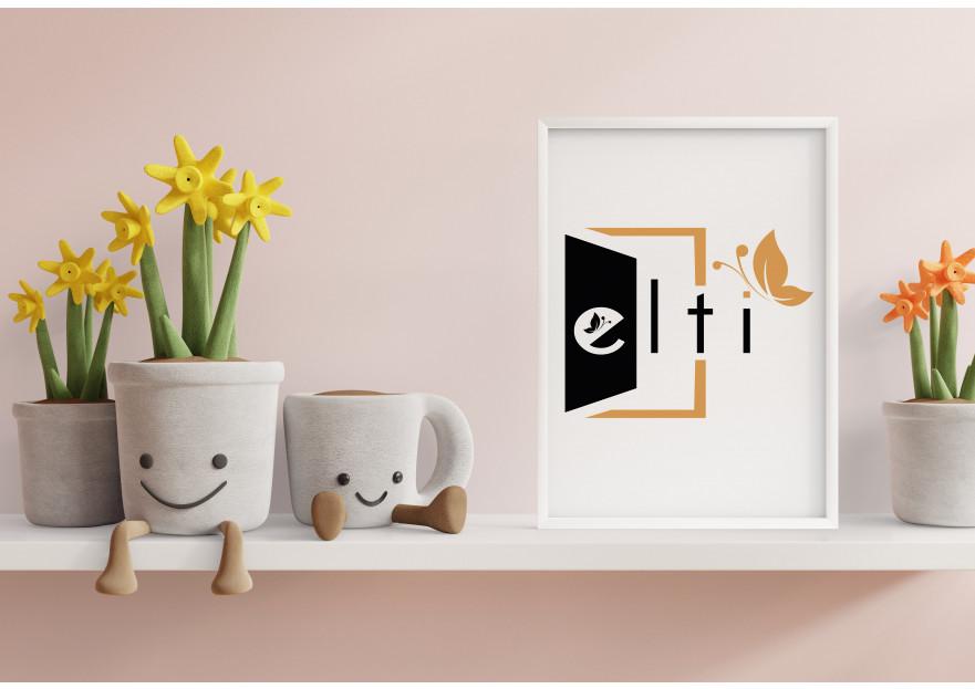 Dekorasyon Firması & Sitesi için logo yarışmasına tasarımcı selocan67 tarafından sunulan  tasarım