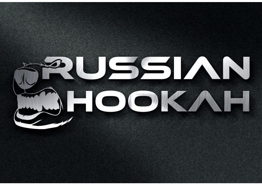 RUSSIAN HOOKAH LOGO  yarışmasına Verum tarafından girilen tasarım
