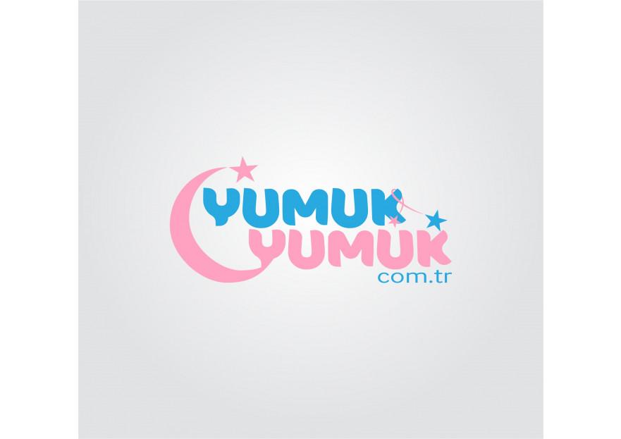 YUMUKYUMUK.COM.TR Logo ve Amblem Tasarım yarışmasına tasarımcı CMT tarafından sunulan  tasarım