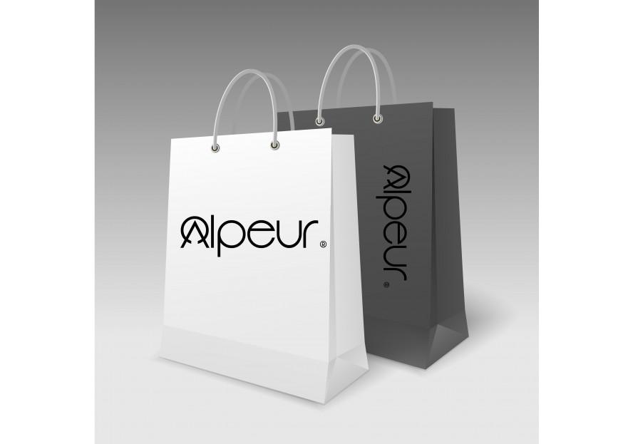 Moda sektörü icin klas bir LOGO yarışmasına tasarımcı mesutcandemir tarafından sunulan  tasarım