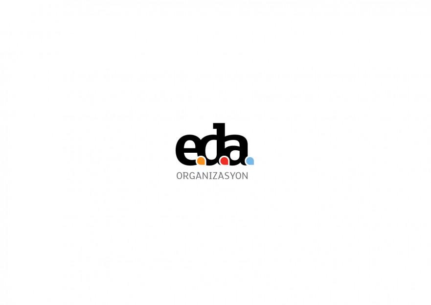 Organizasyon Firması için logo tasarımı yarışmasına Beelye tarafından girilen tasarım