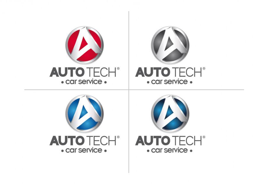 AUTOTECH CAR SERVICE Logo Tasarimi yarışmasına tasarımcı S.U(uvyz1243) tarafından sunulan  tasarım
