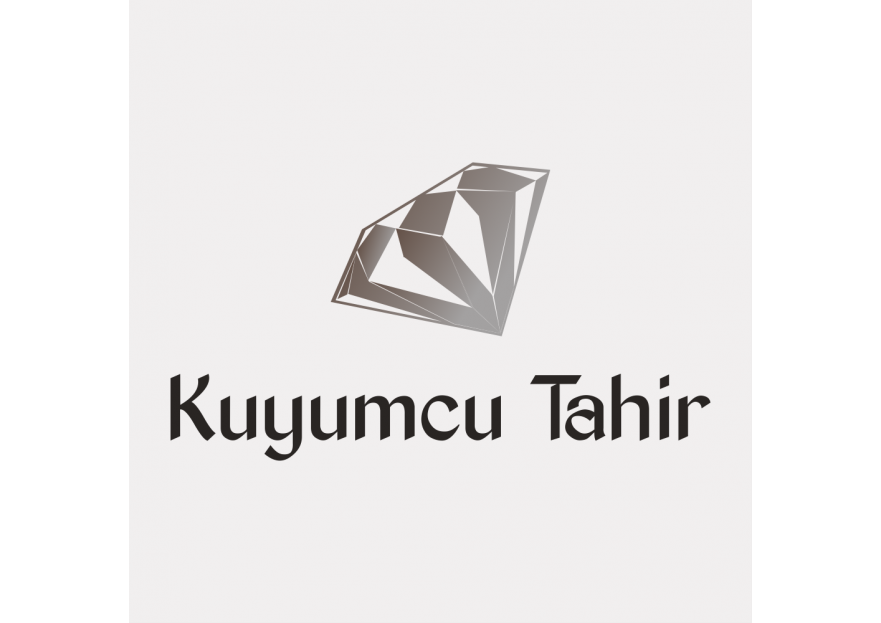 Kuyumcu Tahir -Farklı dikkat çeken logo  yarışmasına tasarımcı allicanck tarafından sunulan  tasarım