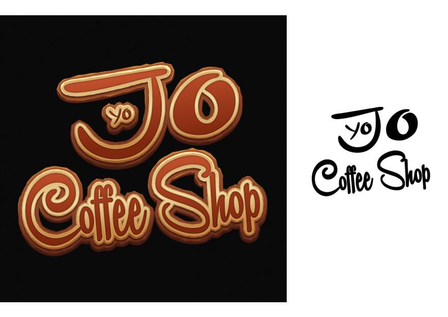 Kahveci Logosu yarışmasına tasarımcı Hesap Kapalı tarafından sunulan  tasarım