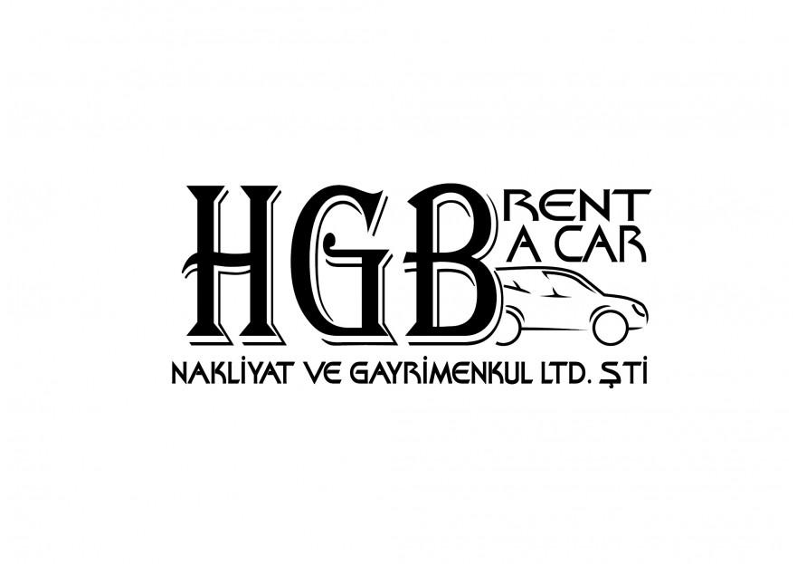 HGB OTOMOTİV NAKLİYAT VE GAYRİMENKUL DAN yarışmasına tasarımcı Blablaaa tarafından sunulan  tasarım