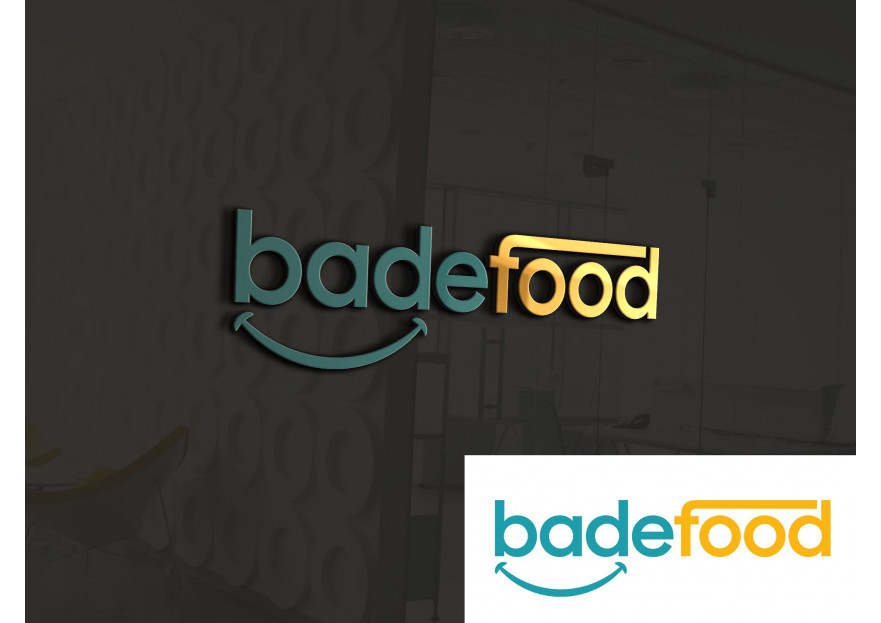 BADE FOOD  firması için Logo  yarışmasına Thomas Bewick tarafından girilen tasarım