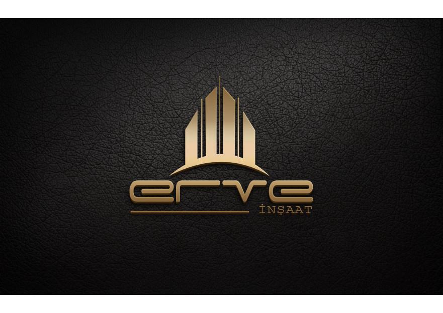 ERVE İnşaat İçin Logo+KurumsalKimlik yarışmasına grafAkir_aciZz tarafından girilen tasarım