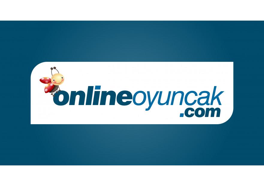 OnlineOyuncak.com Logo Tasarımı. yarışmasına tasarımcı LogoPing™ tarafından sunulan  tasarım