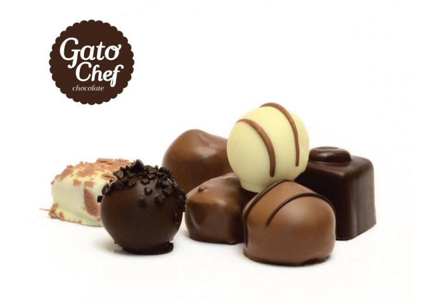 Çikolata firması için logo yarışmasına mathilda tarafından girilen tasarım