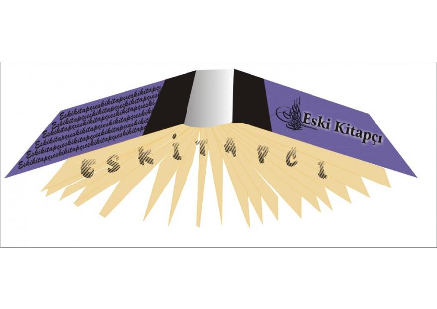 Modern Sahaf yarışmasına tasarımcı logocuk tarafından sunulan  tasarım