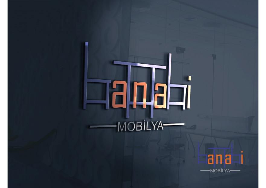 Online Mobilya Mağazası için Logo  yarışmasına aysedesign tarafından girilen tasarım