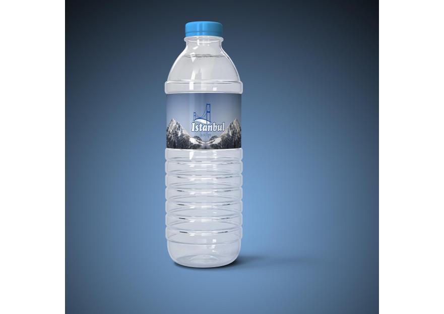 ''İstanbul İçme Suyu'' logosu yarışmasına tasarımcı Sedat Muti tarafından sunulan  tasarım