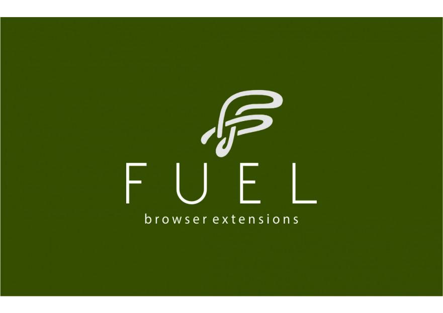 Fuel Browser Extensions Platformu Logosu yarışmasına gursan tarafından girilen tasarım