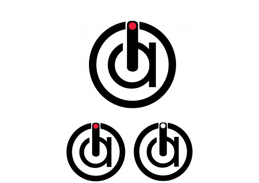 Kişisel logo tasarımı yarışmasına tasarımcı jesillust tarafından sunulan  tasarım