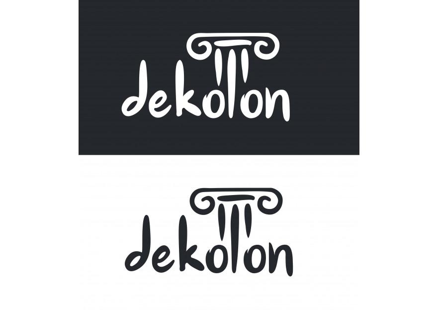 Dekorasyon Mimarlık ve Uygulama Logo yarışmasına mert. tarafından girilen tasarım
