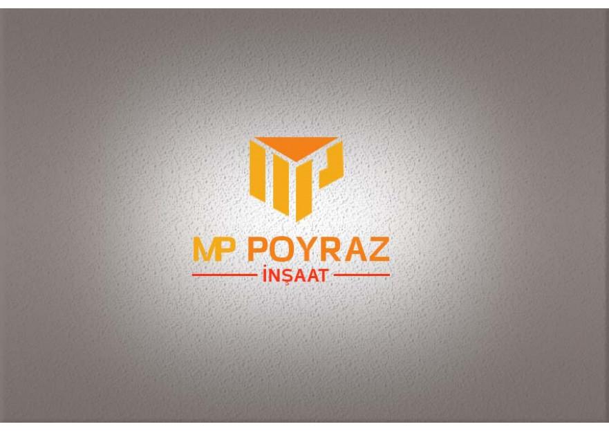 İnşaat şirketi logo tasarımı  yarışmasına diyafram20 tarafından girilen tasarım