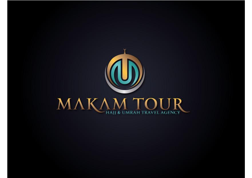 MAKAM TOUR İÇİN LOGO VE KARTVİZİT  yarışmasına tasarımcı 3dfatih tarafından sunulan  tasarım