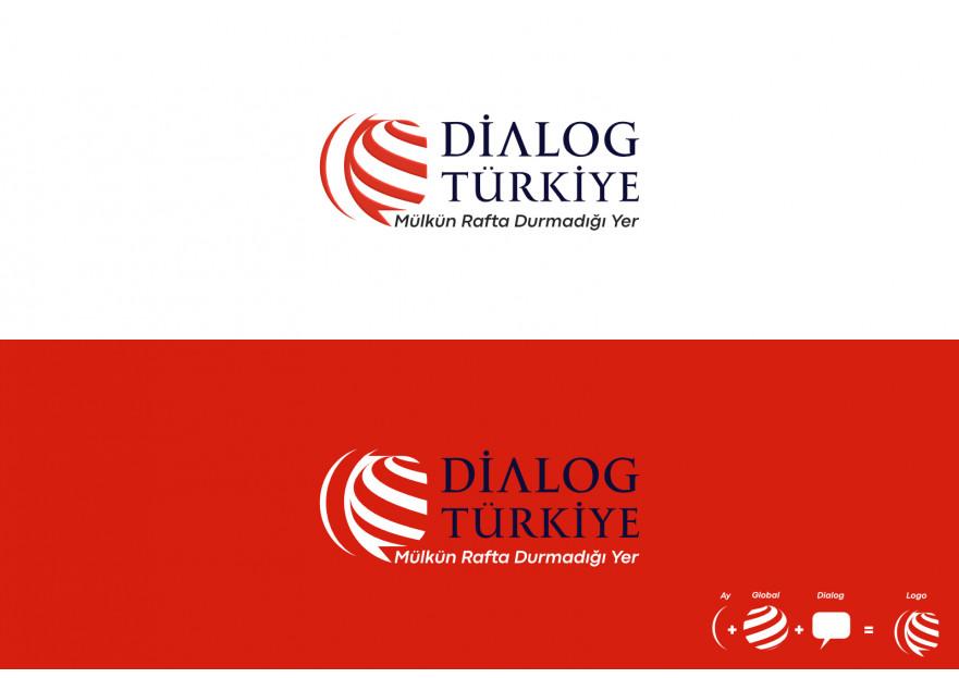 Türkiyenin en yeni Emlak markası yarışmasına Dyzyn tarafından girilen tasarım