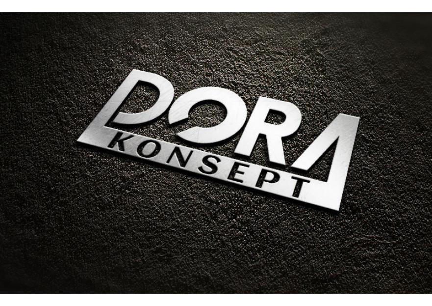 Dora Konsept Mimarlık Logosunu arıyor yarışmasına tasarımcı GhostSpy tarafından sunulan  tasarım