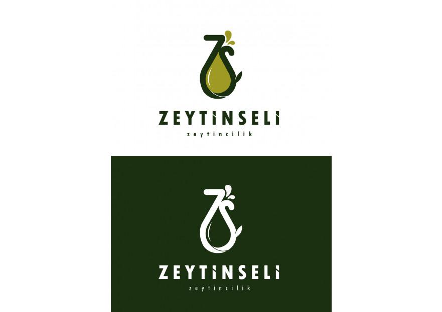 Zeytinyağı Markamıza Logo tasarımı yarışmasına tasarımcı Yediyüzotuzdokuz tarafından sunulan  tasarım