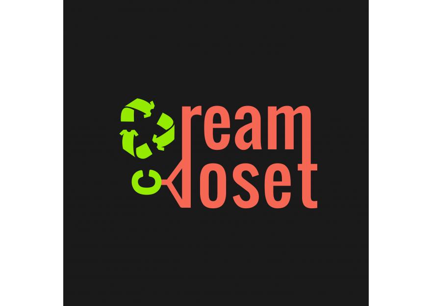 DreamCloset.net Logo yarışmasına tasarımcı enessll tarafından sunulan  tasarım